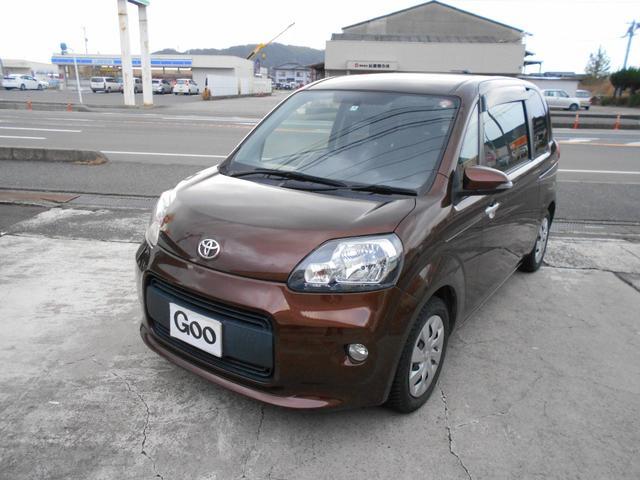 「トヨタ」「ポルテ」「ミニバン・ワンボックス」「島根県」の中古車3