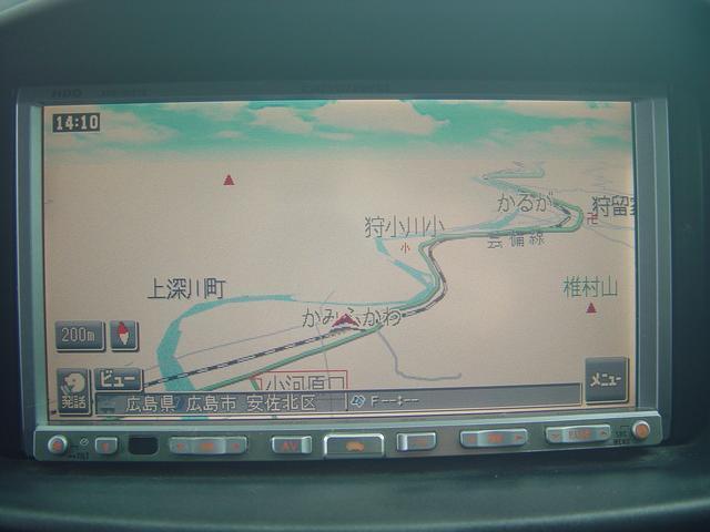 アエラス-S 後期モデル HID HDDナビ バックカメラ付(5枚目)