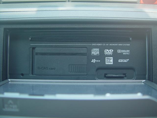 ホンダ フィット 1.3A 後期モデル DVD再生メモリーナビフルセグTV