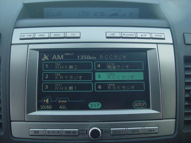 マツダ MPV 23C スポーティパッケージ 4WD HDDナビ 電動ドア