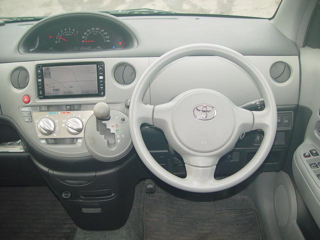 トヨタ シエンタ Xリミテッド 後期モデル HDDナビ バックカメラ 電動ドア