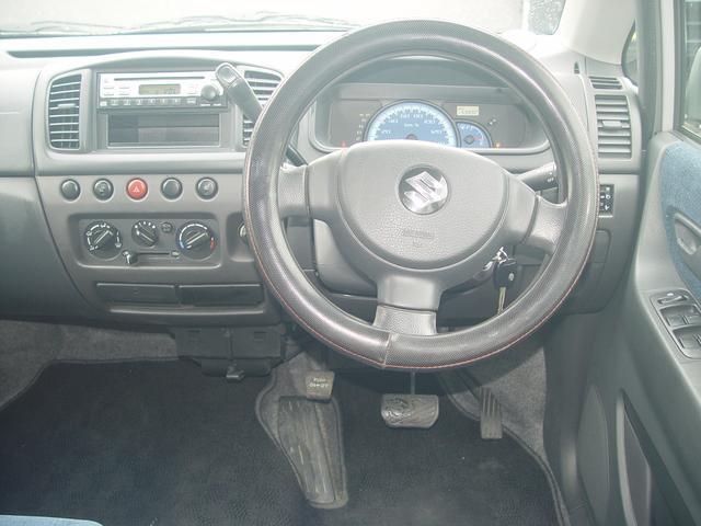 スズキ MRワゴン G 4WD 後期モデル 電動格納ミラー ベンチシート