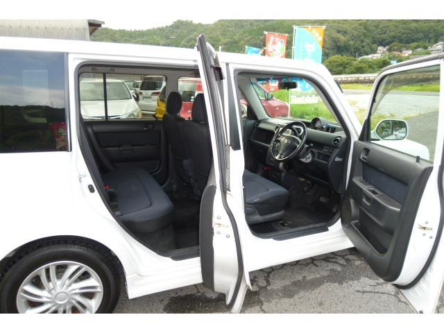 Z Xバージョン 後期モデル HID キーレス ベンチシート 交換不要タイミングチェーン 下取車(15枚目)