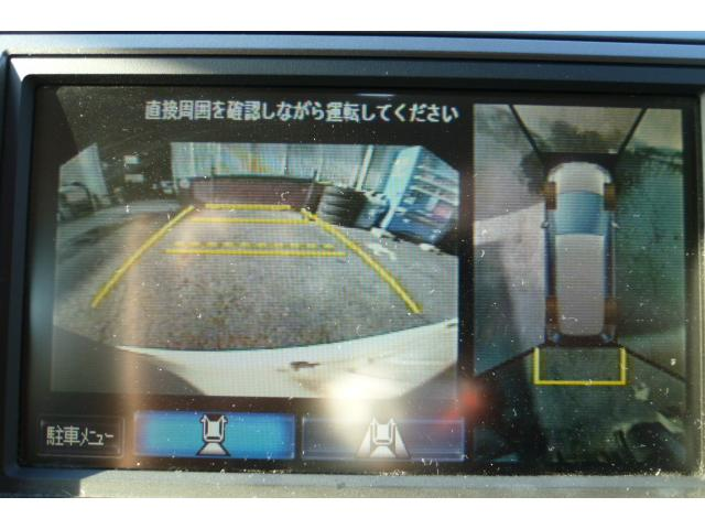 L 禁煙 スマートキー HID 純正HDDナビフルセグTV DVD再生 フリップダウンモニター 両側パワースライドドア タイミングチェーン(7枚目)