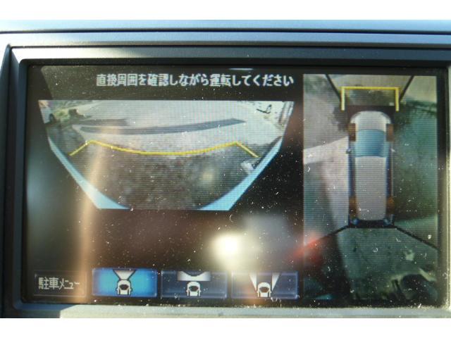 L 禁煙 スマートキー HID 純正HDDナビフルセグTV DVD再生 フリップダウンモニター 両側パワースライドドア タイミングチェーン(9枚目)