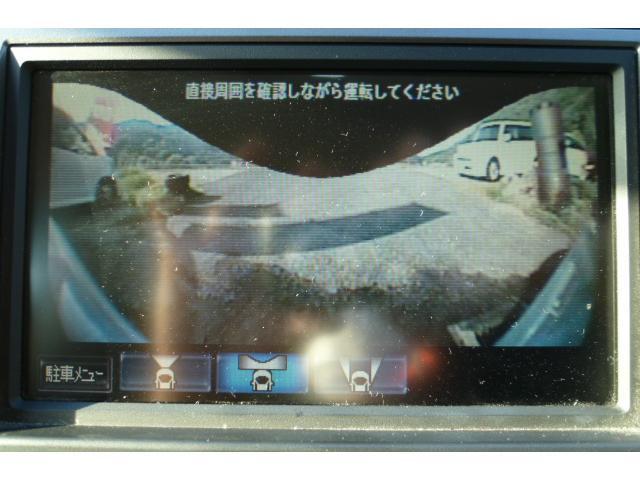L 禁煙 スマートキー HID 純正HDDナビフルセグTV DVD再生 フリップダウンモニター 両側パワースライドドア タイミングチェーン(10枚目)