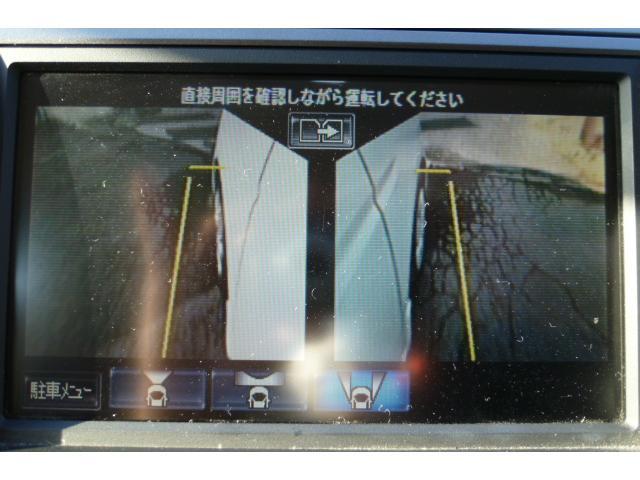 L 禁煙 スマートキー HID 純正HDDナビフルセグTV DVD再生 フリップダウンモニター 両側パワースライドドア タイミングチェーン(11枚目)
