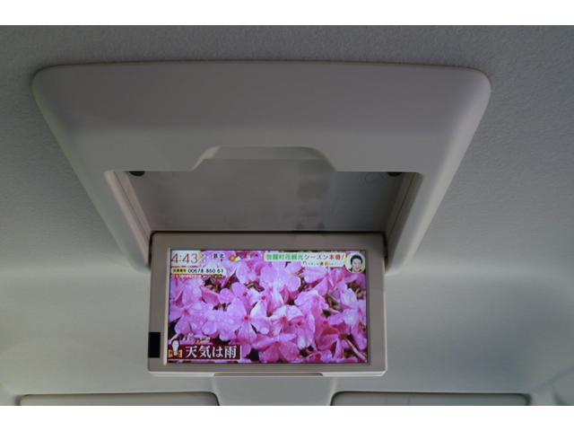 L 禁煙 スマートキー HID 純正HDDナビフルセグTV DVD再生 フリップダウンモニター 両側パワースライドドア タイミングチェーン(20枚目)