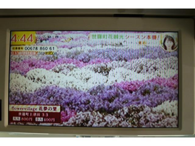 L 禁煙 スマートキー HID 純正HDDナビフルセグTV DVD再生 フリップダウンモニター 両側パワースライドドア タイミングチェーン(21枚目)