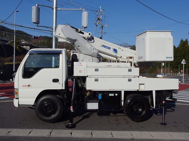 高所作業車 アイチ製 SH106 10.6m(4枚目)