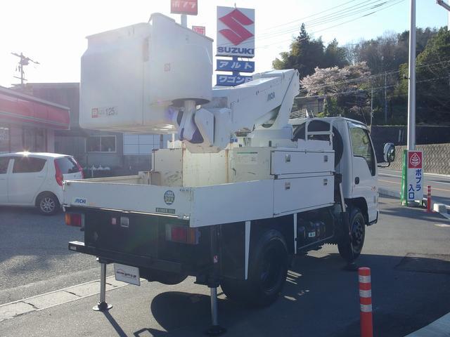 高所作業車 アイチ製 SH106 10.6m(13枚目)