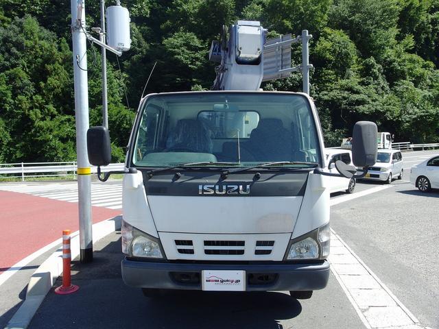 高所作業車 タダノ製 AT-121 12m ディーゼルターボ(2枚目)