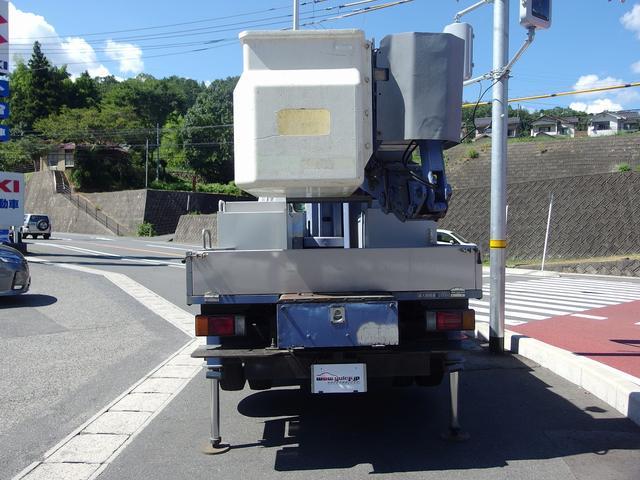 高所作業車 タダノ製 AT-121 12m ディーゼルターボ(5枚目)