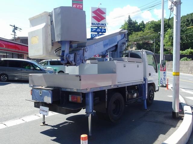 高所作業車 タダノ製 AT-121 12m ディーゼルターボ(6枚目)