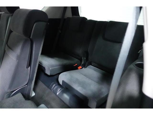 TX 室内クリーニング済み サンルーフ 4WD 衝突被害軽減システム LEDヘッドランプ 乗車定員7人 3列シート 記録簿(7枚目)