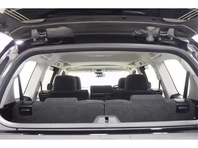 TX 室内クリーニング済み サンルーフ 4WD 衝突被害軽減システム LEDヘッドランプ 乗車定員7人 3列シート 記録簿(9枚目)