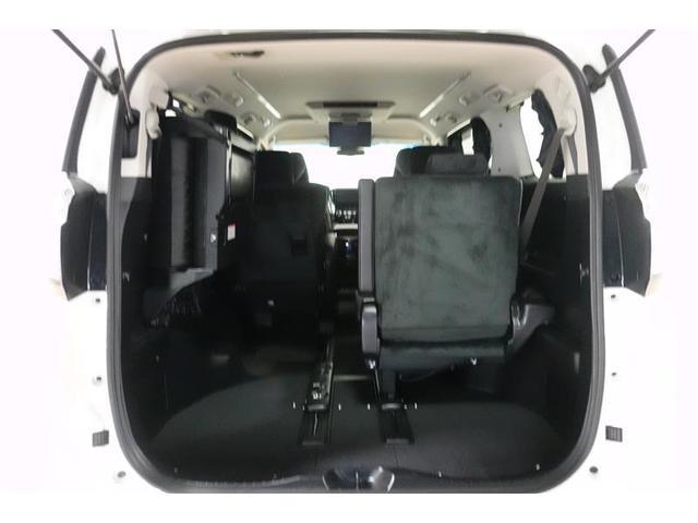 2.5Z Gエディション 4WD フルセグ DVD再生 ミュージックプレイヤー接続可 後席モニター バックカメラ ETC 両側電動スライド LEDヘッドランプ 乗車定員7人 3列シート 記録簿 アイドリングストップ(8枚目)