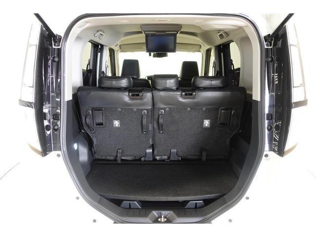 カスタムG S 4WD フルセグ メモリーナビ DVD再生 ミュージックプレイヤー接続可 後席モニター バックカメラ 衝突被害軽減システム ETC ドラレコ 両側電動スライド LEDヘッドランプ ワンオーナー 記録簿(12枚目)