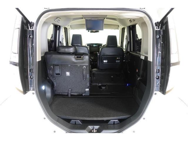 カスタムG S 4WD フルセグ メモリーナビ DVD再生 ミュージックプレイヤー接続可 後席モニター バックカメラ 衝突被害軽減システム ETC ドラレコ 両側電動スライド LEDヘッドランプ ワンオーナー 記録簿(13枚目)