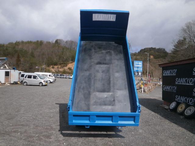 三菱ふそう キャンター 全低床2トンダンプ
