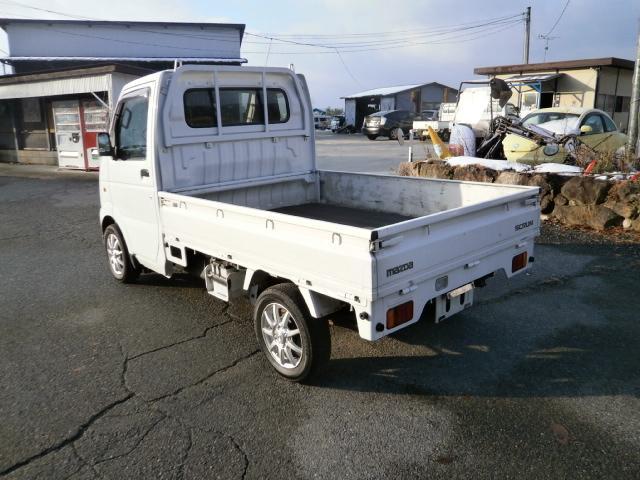 マツダ スクラムトラック KC AT オートマ パワステ