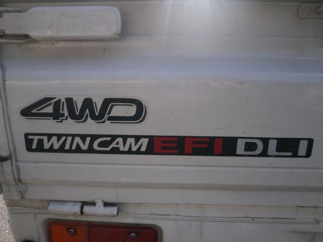 ダイハツ ハイゼットトラック ツインカムスペシャル4WD AT A/C ETC