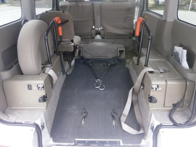 車椅子移動車スローパー(8枚目)