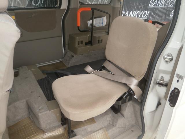車椅子移動車スローパー(9枚目)