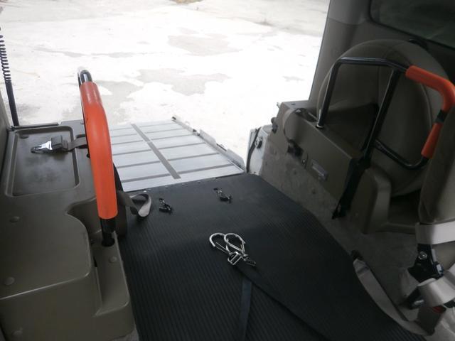 車椅子移動車スローパー(11枚目)