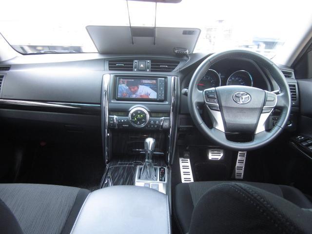 トヨタ マークX 250G Sパッケージリラックスセレクション ワンオーナー