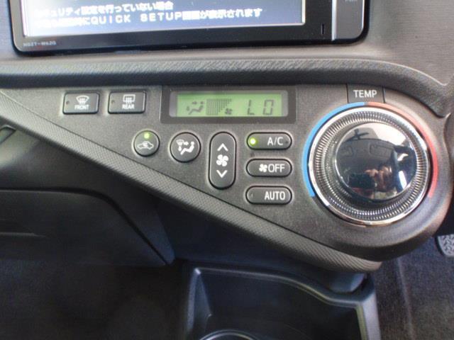 トヨタ アクア G メモリーナビ フルセグ ETC