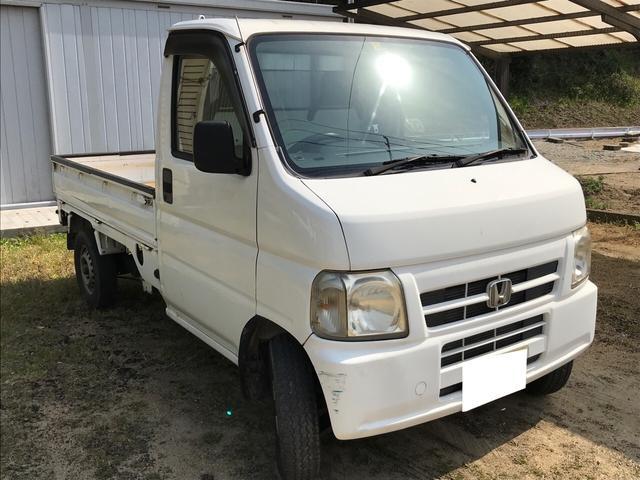 AC MT 軽トラック 2名乗り ホワイト 三方開(3枚目)