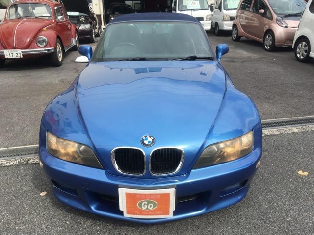 BMW BMW Z3ロードスター 2.0 特別仕様車 ユーザー下取車 純正アルミホイール