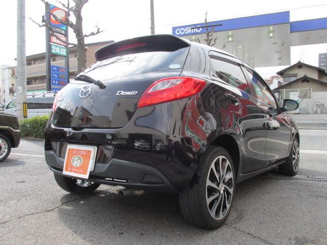 マツダ デミオ 13C タイミングチェーン ワンオーナー車 ユーザー下取車