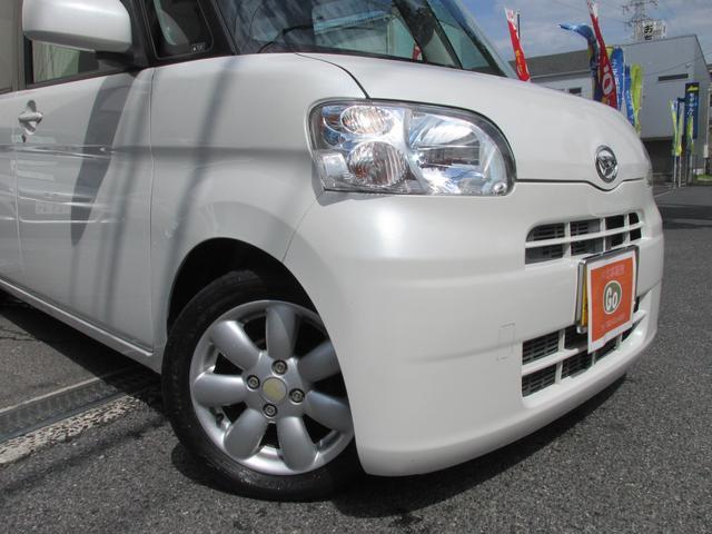 ダイハツ タント Xスペシャル 買取車 HDDナビ タイミングチェーン