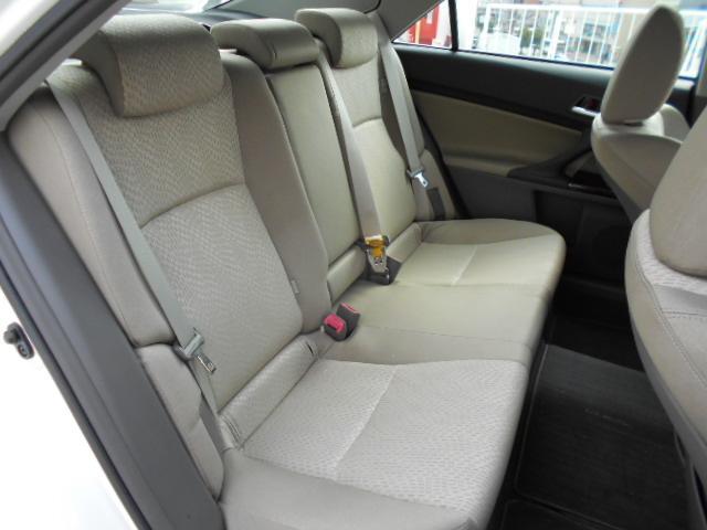 トヨタ マークX 250G リラックスセレクション ナビTV ETC