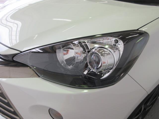 とても明るく消費電力も少ない、LEDヘッドライト搭載です。
