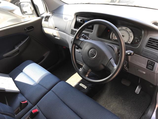 軽自動車 ETC ブライトシルバーメタリック 整備付 AT(11枚目)