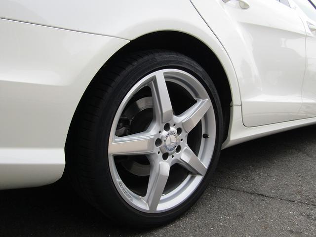 メルセデス・ベンツ M・ベンツ CLS550 ブルーエフィシェンシーレーダーブレーキ 左ハン
