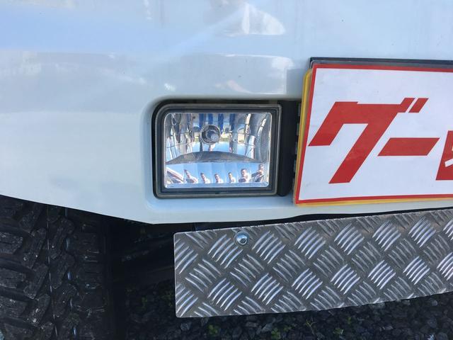 スズキ エブリイワゴン 4WD リフトアップ 新タイヤAW 両側PSD