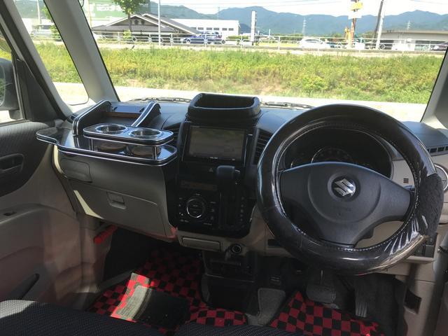 スズキ パレット T TV ナビ 軽自動車 ETC インパネAT エアコン