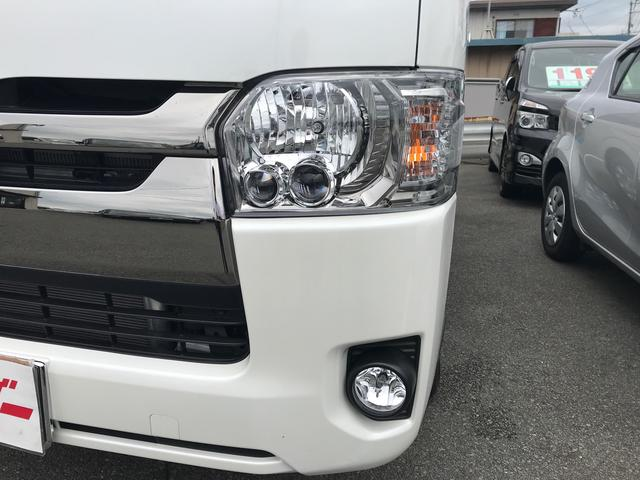 トヨタ ハイエースバン スーパーGL ダークプライム4WD