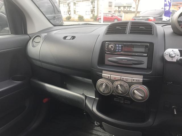 ダイハツ ブーン X4 5MT ETC CD コンパクトカー 4WD ターボ