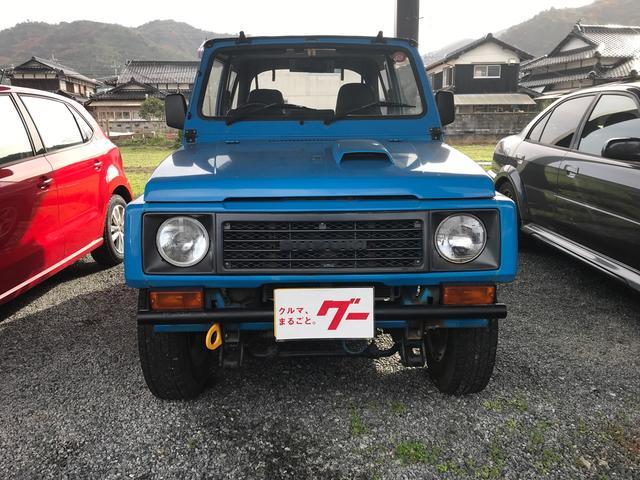 CC 幌 4WD ライトコンペティションブルー MT ターボ(3枚目)