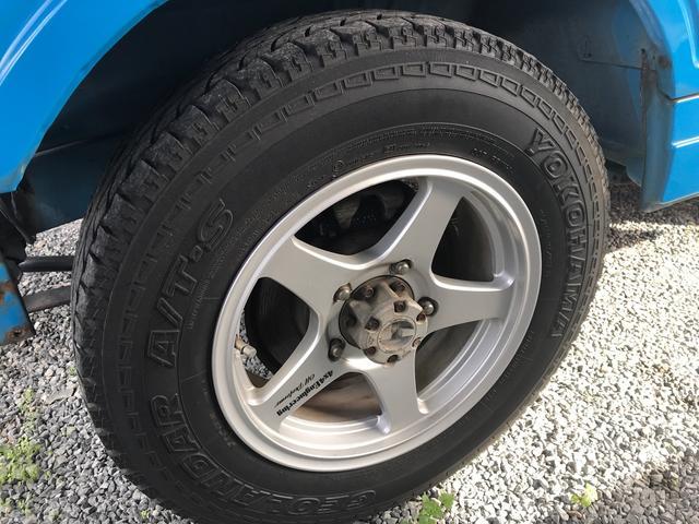 CC 幌 4WD ライトコンペティションブルー MT ターボ(6枚目)