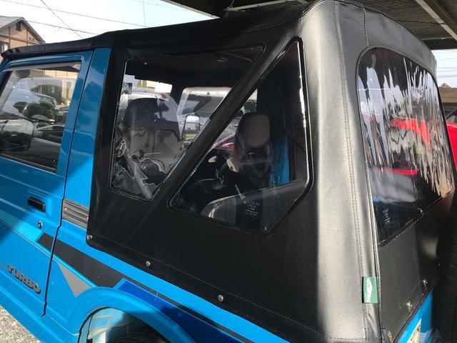 CC 幌 4WD ライトコンペティションブルー MT ターボ(14枚目)