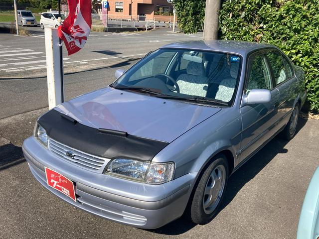「トヨタ」「コルサ」「セダン」「山口県」の中古車2