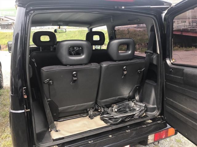 ランドベンチャー 5MT 4WD ターボ 軽自動車(13枚目)