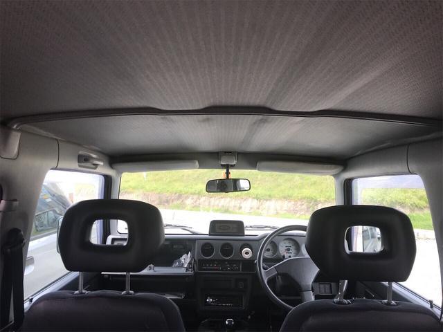 ランドベンチャー 5MT 4WD ターボ 軽自動車(14枚目)