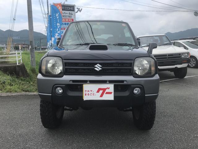 「スズキ」「ジムニー」「コンパクトカー」「山口県」の中古車2